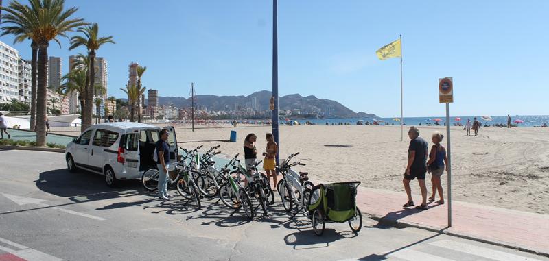 Bicicletas-para-Eventos-Benidorm