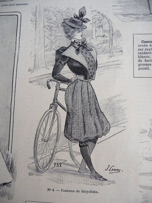 La bicicleta, símbolo de libertad para la mujer