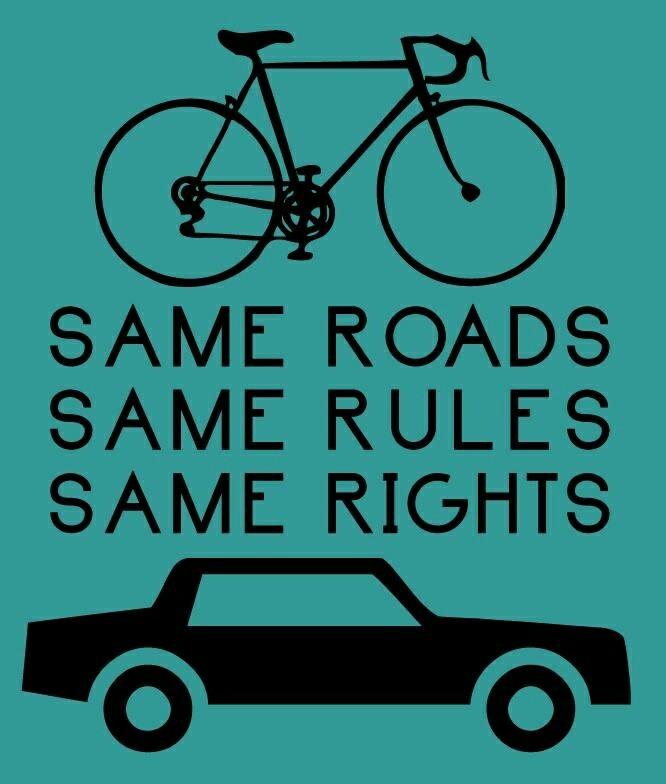 Consejos para circular en bicicleta