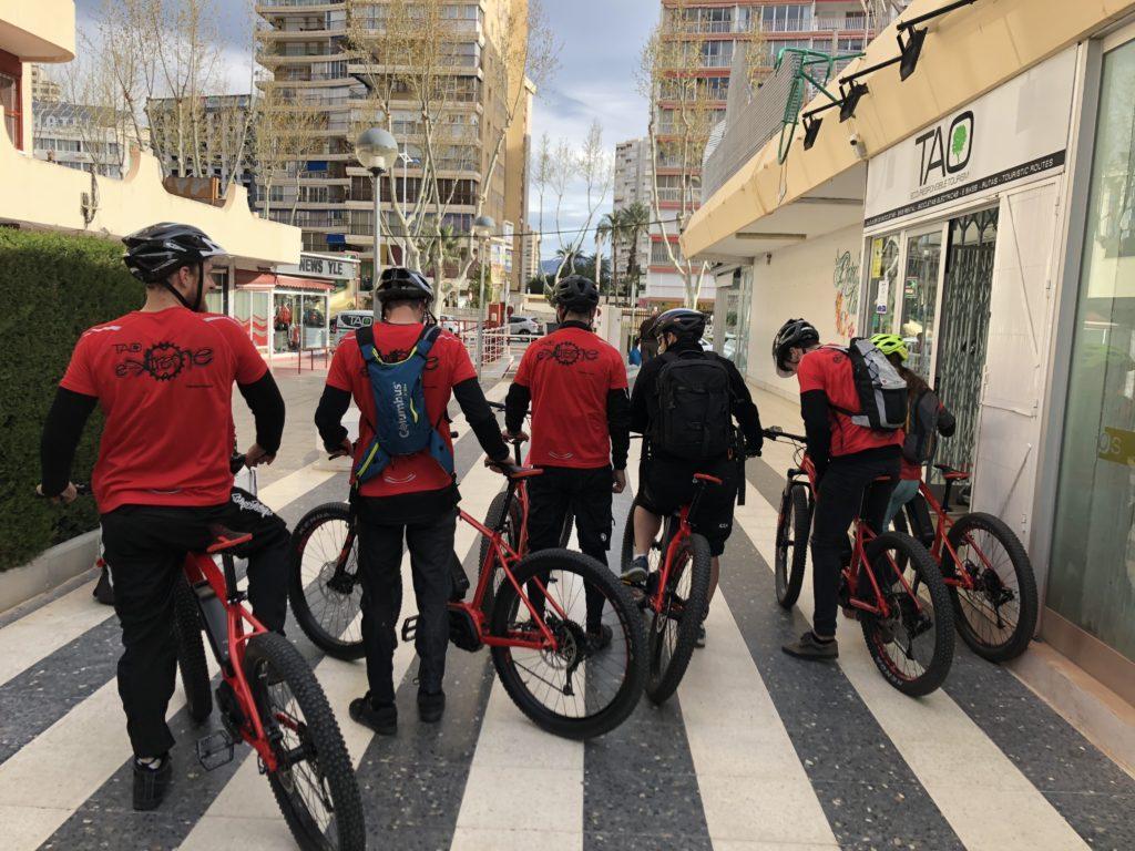 rutas MTB TAO Bike