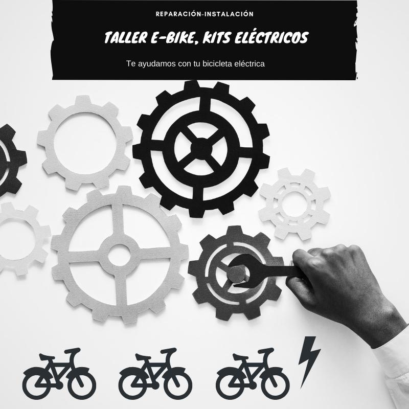 taller especializados en bicicletas electricas Benidorm
