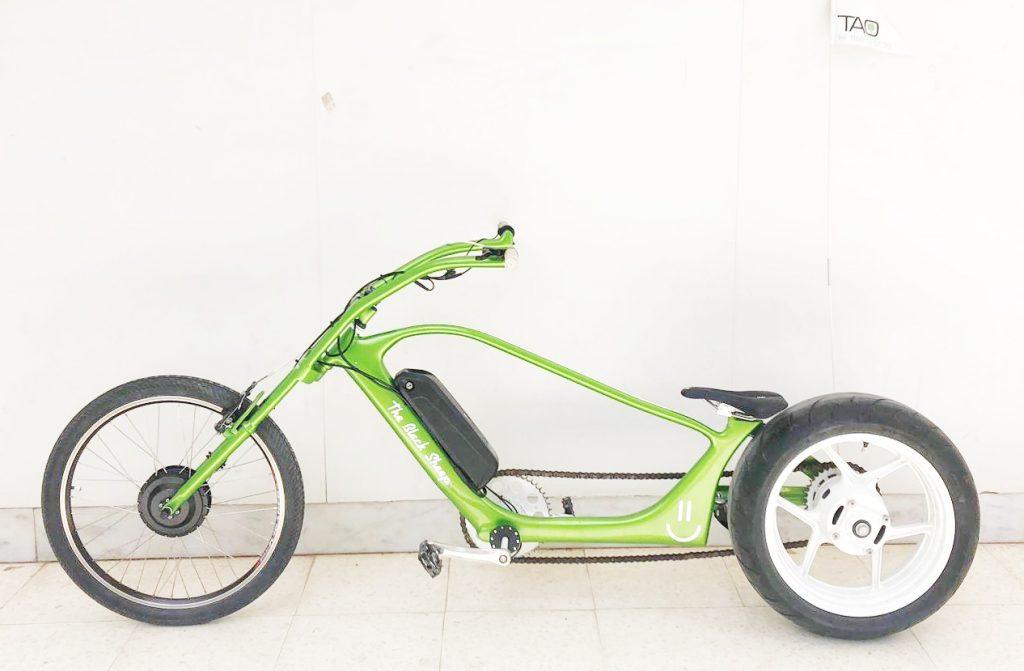 convertir bicicleta electrica