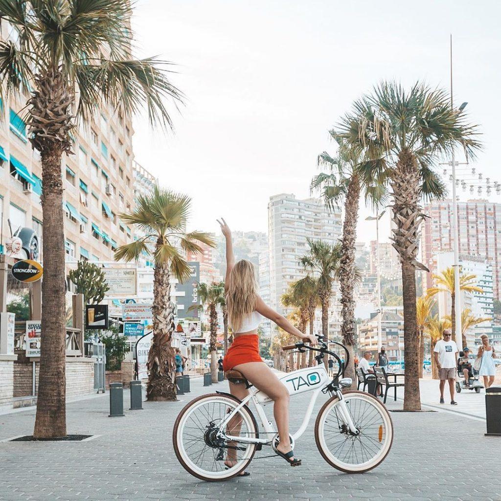 compra de bicicletas
